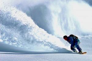 snowboarding injury