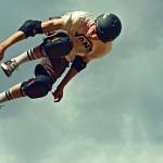 knee pain skateboarding