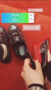 Top 5 high heel hacks for a Model